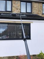 Window cleaning in Ilkley. Conservatory roof cleaning. Skylights and dormers. Solar panels. Home 2